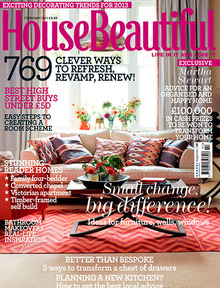 House Beautiful Mag house beautiful ad specifications - specle