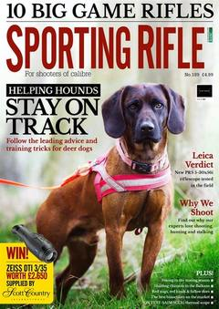 Sporting-rifle-magazine-january-2021-cover